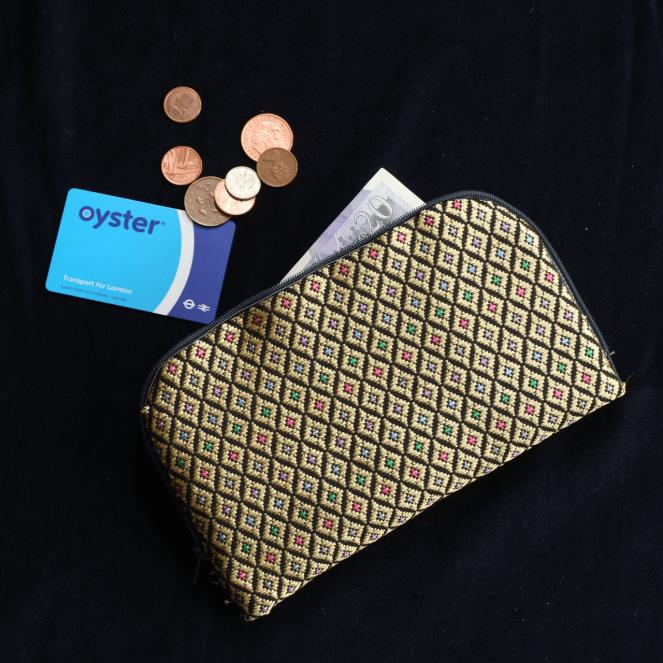 Golden Greenbacks Wallet - 3